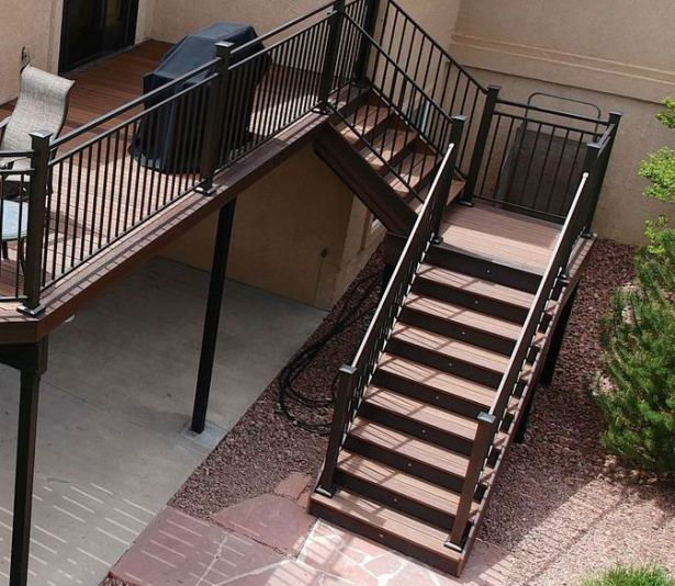 StoneCroft Steel Frame Stairs, Cable Railing Installation, Fortress Evolutions Steel Framing, Fortress Infinity Decking